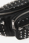 ATTICA微型铆钉装饰腰包