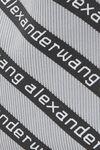 中号品牌徽标提花购物袋